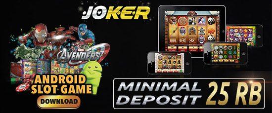 Agen Judi Slot Joker Online Deposit 25rb