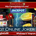 Daftar Situs Game Judi Slot Joker123