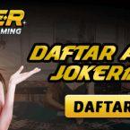 Situs Judi Daftar Slot Joker123 Online Terbaik Indonesia
