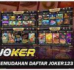 Keuntungan Daftar Slot Joker123 Online